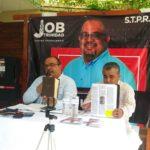 Pedimos justicia laboral para los petroleros, que se respete el reglamento: Job Trinidad