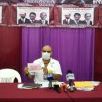 Inician campaña en Tampico para que gente salga a votar para enjuiciar a expresidentes