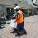 Cuidan a más de 300 trabajadores de Servicios Públicos para evitar golpes de calor