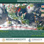 PCyB de Reynosa al pendiente de tormenta tropical Grace