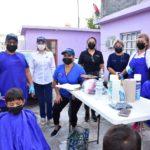Familias beneficiadas con DIF Reynosa en Tu Casa