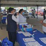Aplican vacuna AstraZeneca para los chavos del sur de Tamaulipas
