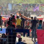 Cierra EU frontera con México en Coahuila, ante arribo de miles de haitianos