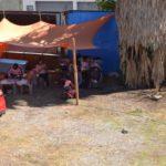 Huyen de Michoacán y Guerrero por la guerra entre delincuentes; llegan a la Casa del Migrante