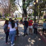 Padres de familias piden apertura de preparatoria de Las Palmitas