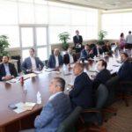 Gobernador acude en presentación del 'Plan Maestro de Puentes Internacionales'