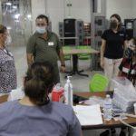 Realizan brigadas médicas para prevenir el cáncer en la mujer