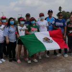 Selección Mexicana de softbol obtiene el campeonato en Ecuador.