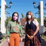 Se reúnen Maki Ortiz y Carmen Lilia Canturosas