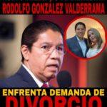 Inicia guerra de lodo en MORENA; exhiben vida personal de Rodolfo Valderrama
