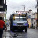 Preparado transporte público para brindar servicio durante la Feria en Tampico